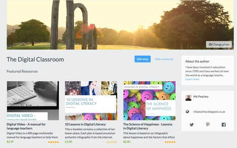 The Digital Classroom - TES | 21st C Learning | Scoop.it
