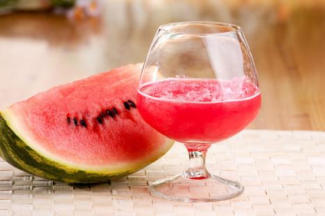 Watermelon Smoothie | drinks | Scoop.it