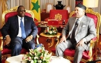Plein succès de la visite officielle du Président sénégalais au Maroc | developpement Podor Sénégal | Scoop.it