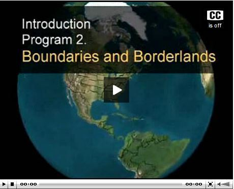 Power of Place: Boundaries and Borderlands | Geography Education | Scoop.it