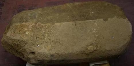 Hallada la antigua inscripción etrusca más larga conocida con el nombre de la misteriosa diosa Uni   Centro de Estudios Artísticos Elba   Scoop.it
