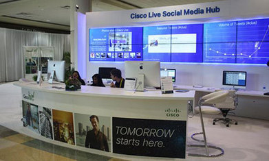 How Cisco achieved 281% ROI with social listening and Salesforce Radian6 | Social Thinking | Scoop.it