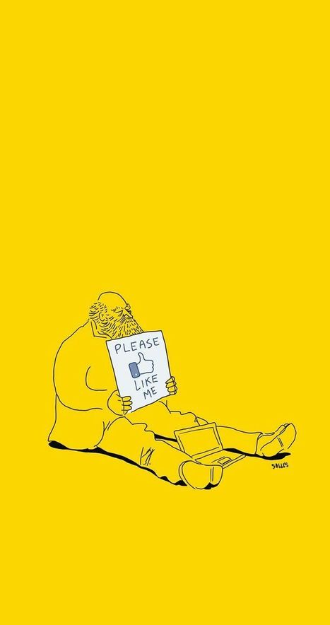 Cynical and Humorous Illustrations by Eduardo Salles | Family traditions | Scoop.it