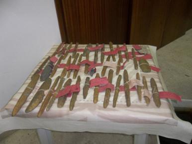 Encontrados 39 lingotes de oricalco en el mar de Gela (Sicilia) | Mundo Clásico | Scoop.it