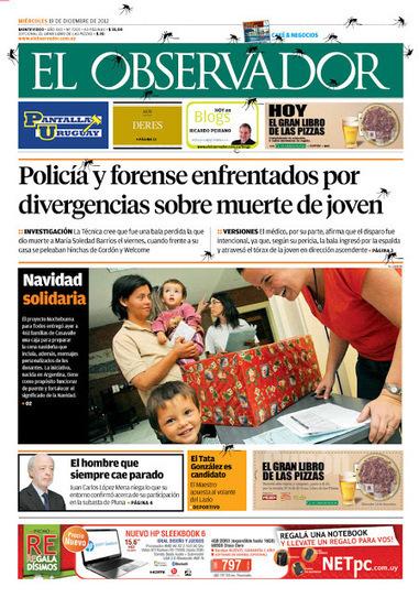 Una portada donde el titular principal no es el titular principal | Historiamos el Periodismo | Scoop.it