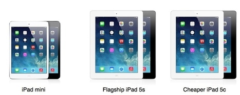 What to expect from the iPad 5 - ZDNet | iPad Musicians | Scoop.it