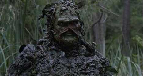 Swamp Thing and Plant Communication | 21st Century Racism | Scoop.it
