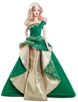 Deals Cyber Monday Sales 2011 Barbie Collector 2011 Holiday ... | Fashion Dolls | Scoop.it