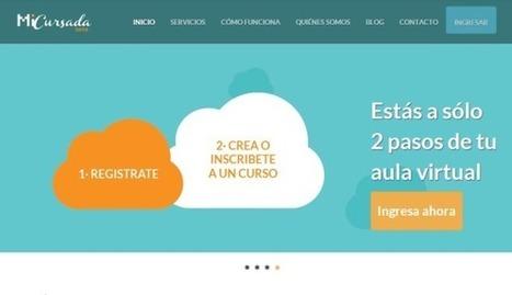 Micursada: crea, organiza y gestiona tus propios cursos online | Tecnología Educativa | Scoop.it