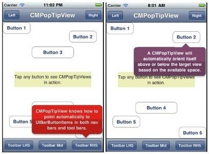 iOS Open Source : Popup Bubbles / Tips   iOS dev   Scoop.it