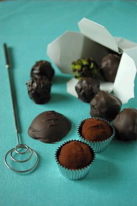 Bouchées chocolatées, un Noël à IG bas !   lona81   Scoop.it
