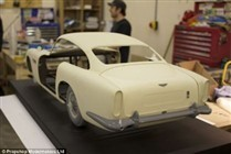O segredo do Aston Martin DB5 de James Bond - Artes - DN | Communication Advisory | Scoop.it
