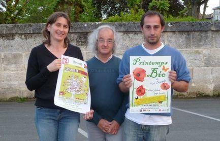 Un groupe est né au printemps bio en Sud-Charente - Charente Libre | Villes en transition | Scoop.it