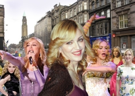 Madonna to solve city tram chaos - Edinburgh Evening News - Scotsman.com | Today's Edinburgh News | Scoop.it