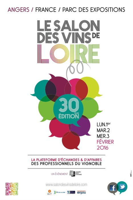 Salon des Vins de Loire - Angers / Présentation du salon | Verres de Contact | Scoop.it