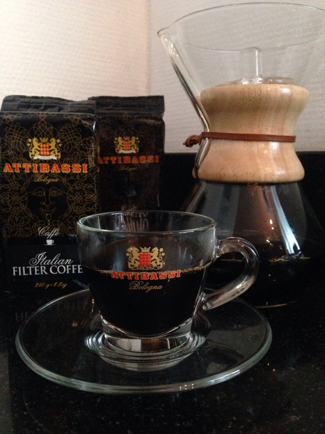 Chemex&Attibassi | Attibassi Caffe Benelux BV ®  www.attibassi.nl | Scoop.it