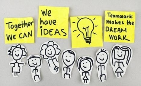 Waarom uw studiedag niet direct aan teambuilding doet (en zo dus wel) - CPS.nl | Master Onderwijskunde Leren & Innoveren | Scoop.it