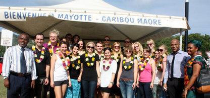 Des étudiants allemands pour développer le tourisme - Économie - Mayottehebdo.com   Toute l'actualité de Mayotte   L'actualité de Mayotte   Scoop.it