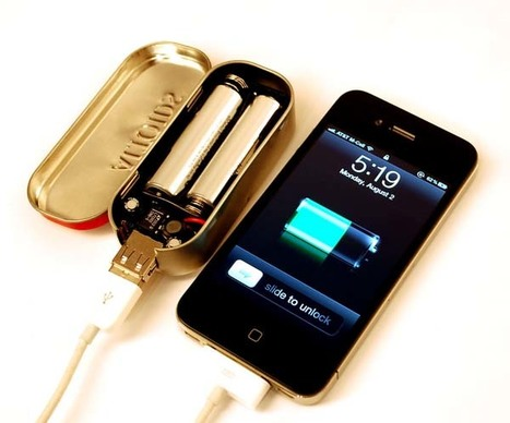 Minty Boost USB Charger   Creatives   Scoop.it