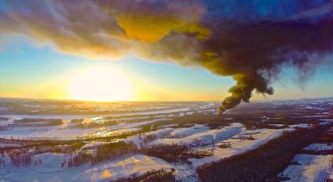 Otro tren de transporte de petróleo descarrila, el tercero en tres semanas (inglés) | Ez hemen ez inon | Scoop.it