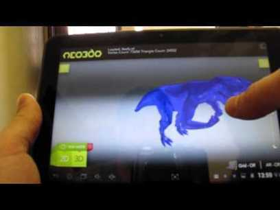 3D Print Preview Augmented Reality APP | Augmented Reality | Scoop.it