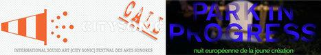 Open #Call - Park in Progress / International sound art festival City Sonic - deadline 06.06.2013 | Création médiatique | Scoop.it
