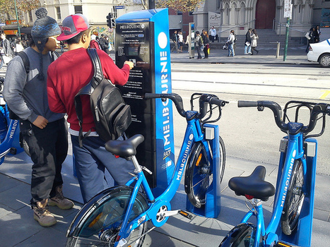New York loans space to bike share program | Horizon | Alternative Small Business Financing Solutions | Small Business Funding | Scoop.it