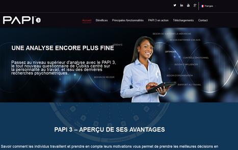 Cubiks | PAPI3 | RH-veille-outils | Scoop.it