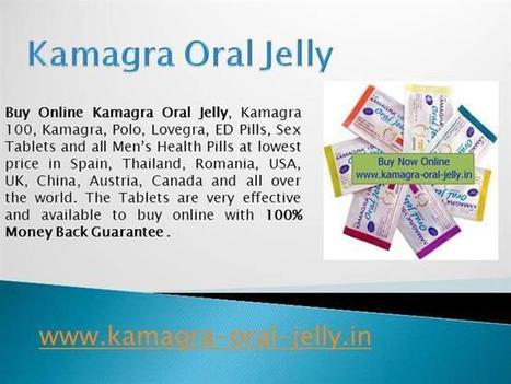 Kamagra Oral Jelly Power Point Presentation Buy Online Kamagra Ppt | Kamagra Oral Jelly | Scoop.it