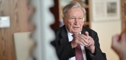 Artur Fischer: Erfinder des Fischer-Dübels ist tot - SPIEGEL ONLINE | Heron | Scoop.it