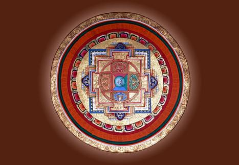 Lamp of Mahamudra | promienie | Scoop.it