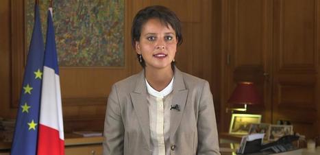 École et numérique : interview de la ministre Najat Vallaud-Belkacem | Formation en ligne et à distance | Scoop.it