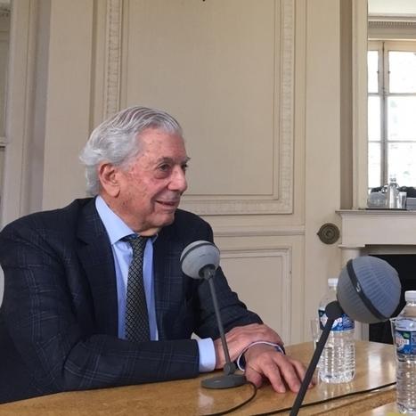 Mario Vargas Llosa | France Inter | Kiosque du monde : Amériques | Scoop.it