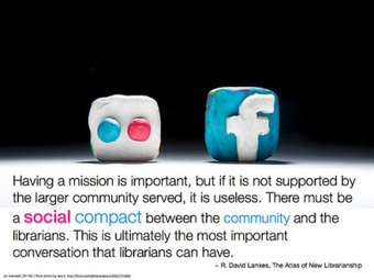 Revolutionizing Libraries with Social Media | Social media and libraries | Scoop.it