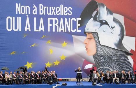Élections européennes : europhobes, eurosceptiques, qui sont-ils ... - La Voix du Nord | les discours universitaires | Scoop.it
