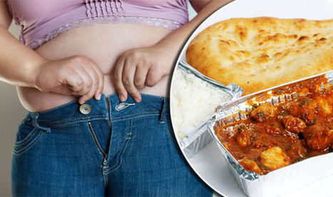 Where you LIVE could be making you dangerously overweight and THIS is why - Daily Express | MRC research in the news | Scoop.it