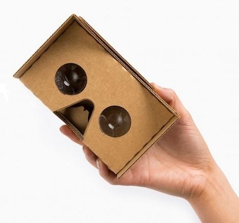 Cannes Lions : Google Cardboard remporte le grand prix mobile   La révolution numérique - Digital Revolution   Scoop.it