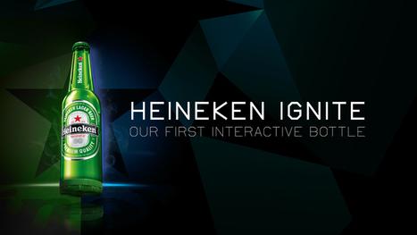 Heineken Ignite background | Immersive experience technology | Scoop.it