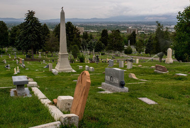 Ann Cannon: Tales from the Salt Lake City Cemetery - Salt Lake Tribune | Inscriptions Renovation | Scoop.it