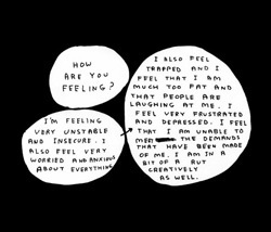The Hilarious, Existential Art of David Shrigley | SwingToWin | Scoop.it