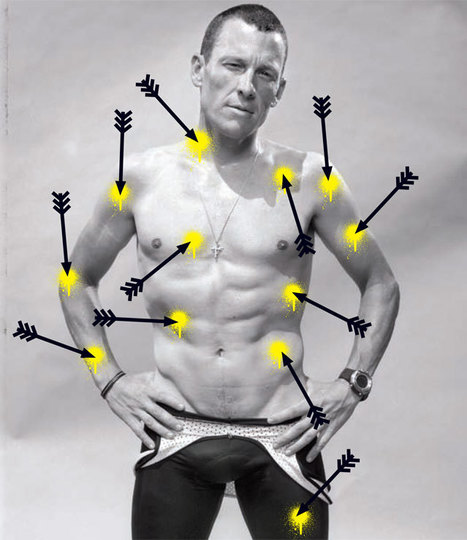 Concern about Armstrong/ Livestrong philanthropy | Heart and Vascular Health | Scoop.it