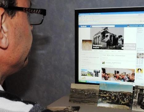 Rieupeyroux. Il tisse sa toile sur le net | L'info tourisme en Aveyron | Scoop.it