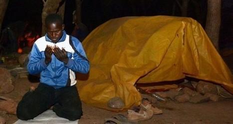 L'Intérieur entame le démantèlement des camps de migrants - Telquel.ma   Solidarité, mécénat, développement et actu géné   Scoop.it