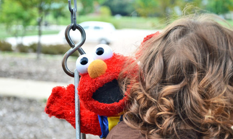 Sesame Street's Elmo has a new friend with autism - Futurity | GEOGRAPHY | Scoop.it