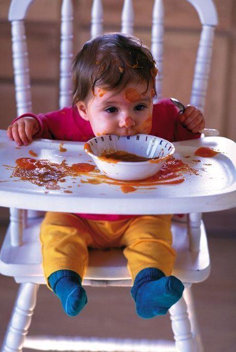 I bambini pasticcioni imparano prima | Genitori e Figli | Scoop.it