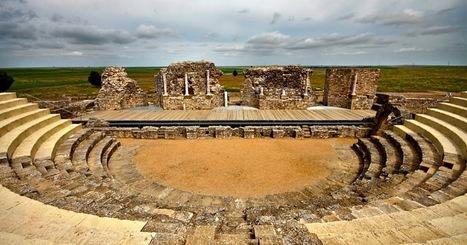 Regina Turdulorum, una antigua ciudad romana en el sur de Extremadura | LVDVS CHIRONIS 3.0 | Scoop.it
