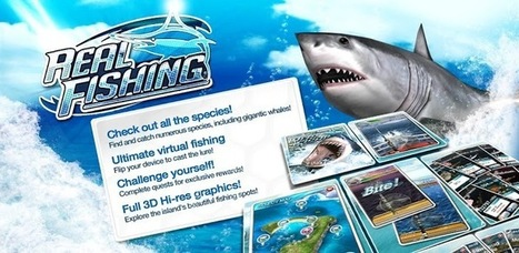 [Free]RealFishing3D - Applications Android sur Google Play | Android Apps | Scoop.it