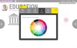 Vizify. Votre carte de visite numérique. | Les outils du Web 2.0 | Scoop.it
