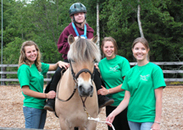 Learn About Therapeutic Riding | PATH International | Cutting Edge Topic 2&3 | Scoop.it