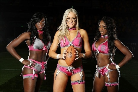 Lingerie Football League | LFL - Lingerie Football League | Scoop.it